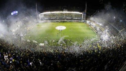 France Football ubicó a La Bombonera como el estadio más vibrante del planeta