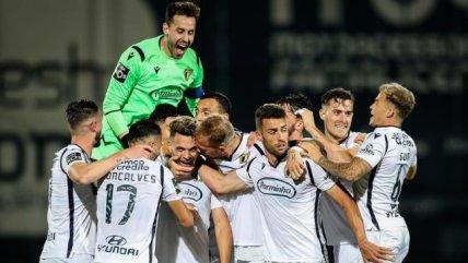 Famalicao sorprendió superando a FC Porto en el retorno de la liga portuguesa