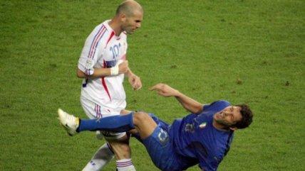 Este jueves se cumplen 14 años del recordado cabezazo de Zidane a Materazzi