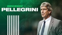 Es oficial: Real Betis anunció a Pellegrini como su nuevo técnico