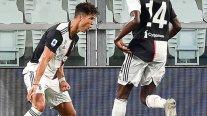 Juventus salvó un empate en el epílogo frente a Atalanta gracias a Cristiano y se acercó al scudetto