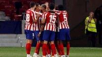Atlético de Madrid superó a Real Betis y accedió a la próxima edición de la Champions League