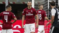 Ibrahimovic puso en duda su continuidad en AC Milan: No soy un jugador de Europa League