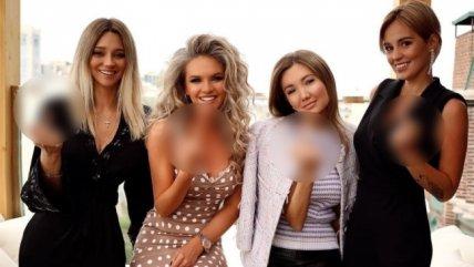"""Esposa de jugador ruso sufrió amenazas tras """"levantarle el dedo"""" a club rival en redes sociales"""