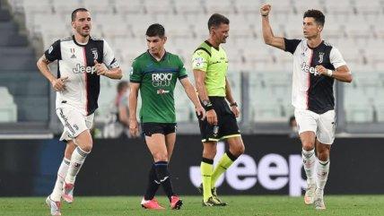Juventus empató en el final contra Atalanta en un duelo de primer nivel en Turín
