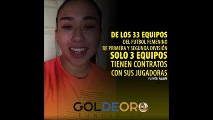 Todos por el Deporte y Fundación Gol de Oro busca 1.000 cajas solidarias para jugadoras