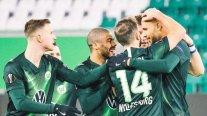 Los resultados de los octavos de final en la Europa League