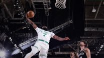 Boston Celtics arrasó y venció con 34 puntos de ventaja ante Brooklyn Nets