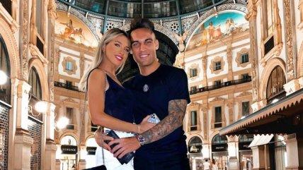Agustina Gandolfo, la novia de Lautaro Martínez deslumbró a sus seguidores en bikini