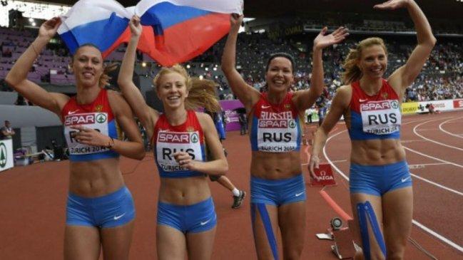 Rusia anuncia que pagó la multa a World Athletics