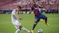 Diario español cargó contra Arturo Vidal tras humillación de Barcelona: Su partido fue nefasto