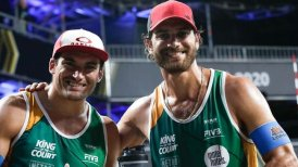 Primos Grimalt avanzaron a semifinales del King Of The Court en Holanda