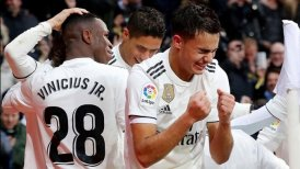 Defensor de Real Madrid Sergio Reguilón se acerca a Tottenham