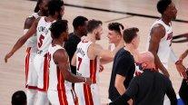 Miami Heat dio otro golpe a Boston Celtics y estiró ventaja en la final del Este