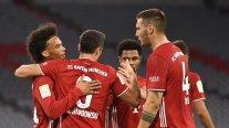 Bayern Munich se estrenó en la Bundesliga con una aplastante victoria sobre Schalke