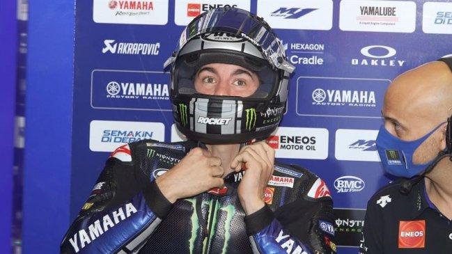 """Maverick Viñales se quedó con la """"pole"""" en el Gran Premio de Emilia Romagna  en el MotoGP - AlAireLibre.cl"""