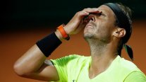 Diego Schwartzman dio un gran golpe y eliminó sorpresivamente a Rafael Nadal en Roma