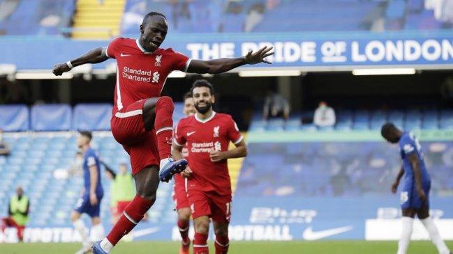 Grosero blooper de Kepa, el arquero de Chelsea, contra Liverpool