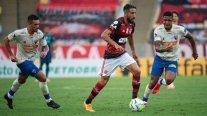 Mauricio Isla dio positivo por Covid-19, según prensa brasileña