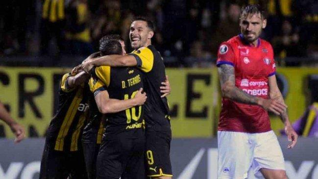 Los resultados de este jueves en la Copa Libertadores