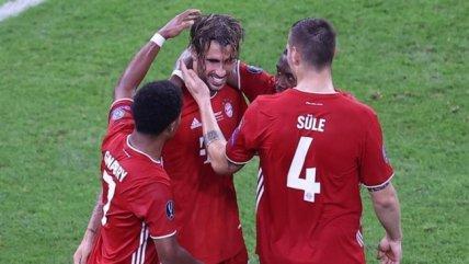 Los goles de Goretzka y Martínez que permitieron a Bayern conseguir la Supercopa de Europa