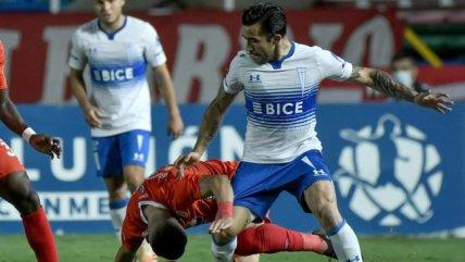 La UC careció de efectividad ante América de Cali y dejó cuesta arriba sus chances en la Libertadores