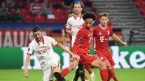 Bayern Munich y Sevilla definen al campeón de la Supercopa de Europa