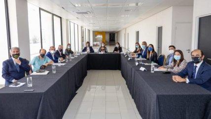 Ministra Pérez encabezó reunión en el Nacional para firmar Protocolo contra Abusos y Maltratos