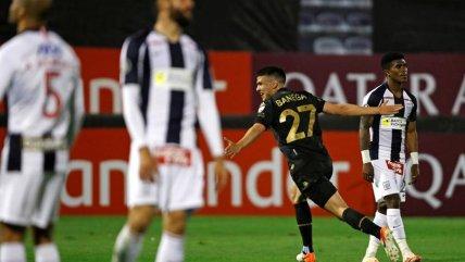Arias, Mena y Díaz protagonizaron victoria de Racing sobre Alianza Lima en Copa Libertadores