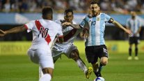 Perú se abrió a posibilidad que duelo con Argentina se juegue con público