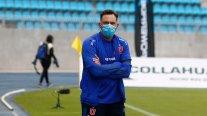 Ratificado por Azul Azul: Hernán Caputto seguirá siendo el técnico de Universidad de Chile