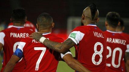 Las 20 mejores selecciones en el Ranking Mundial de la FIFA