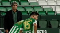 Real Betis de Pellegrini y Bravo se mide a Atlético de Madrid de Diego Simeone por la liga española