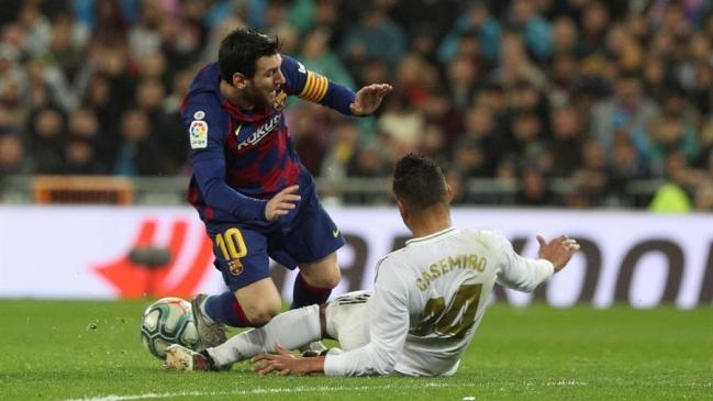 FC Barcelona y Real Madrid buscarán enmendar sus respectivos rumbos en el clásico de España
