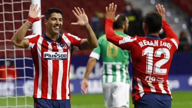 Betis de Pellegrini y Bravo acusó su falta de jerarquía y perdió ante Atlético de Madrid