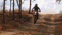 Tomás De Gavardo abandonó la etapa sabatina en el Rally Cross Country de Portugal