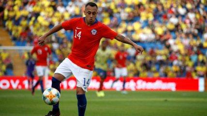 Los futbolistas chilenos que podrán votar en el exterior para el Plebiscito