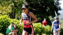 Bárbara Riveros retomó la actividad con un segundo lugar en Australia