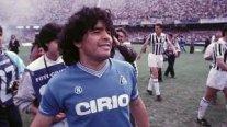 Maradona celebra 60 años y lo festejamos con alguno de sus mejores goles