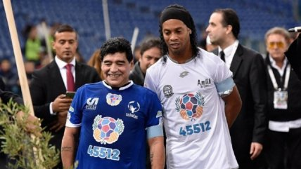 Figuras del deporte mundial armaron emotivo video para saludar a Maradona