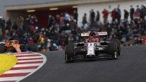 Alfa Romeo confirmó a Raikkonen y Giovinazzi como pilotos para 2021