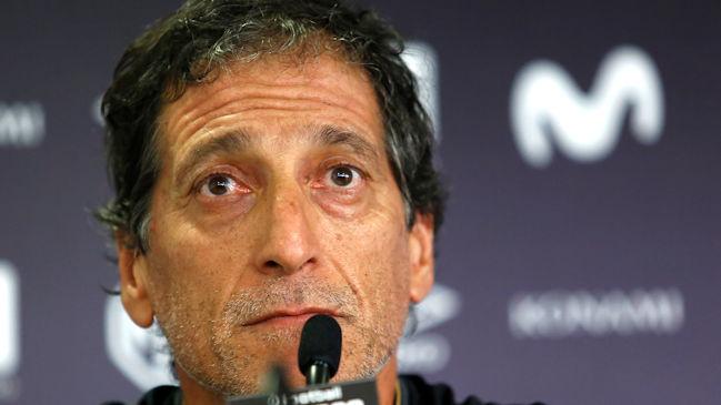 Guillermo Salas dirigirá el primer equipo de manera interina — Alianza Lima