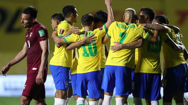 Sin Neymar, Brasil empata ante Venezuela por Eliminatorias