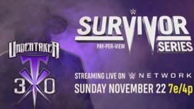 La despedida oficial de The Undertaker marca el WWE Survivor Series 2020