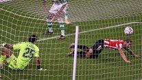 Real Betis sufrió dolorosa caída ante Athletic Bilbao con Claudio Bravo como titular