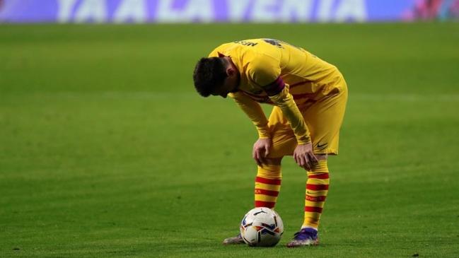La audaz oferta que alista el City por Messi: Un contrato de 10 años