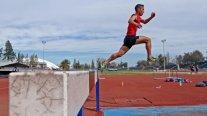 Atleta chileno se encuentra grave tras accidente de tránsito