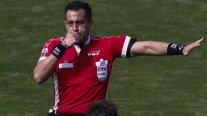 Fiscalía de Perú archivó denuncia contra el árbitro chileno Julio Bascuñán y Neymar