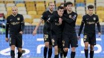 Barcelona venció de forma contundente a Dinamo Kiev y selló su paso a octavos de la Champions