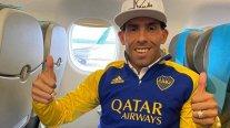 Carlos Tévez: La gente de Boca tiene que estar tranquila, voy a seguir en el club